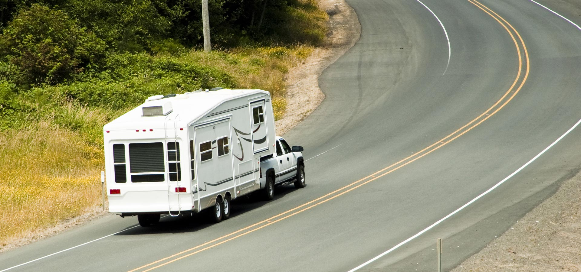 5th Wheel RV Inspection