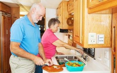 Four Easy RV Meal Prep Tips