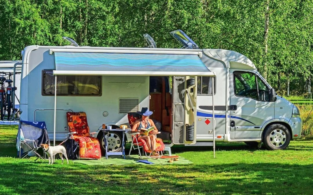 How to Cool Down Your RV in the Summer
