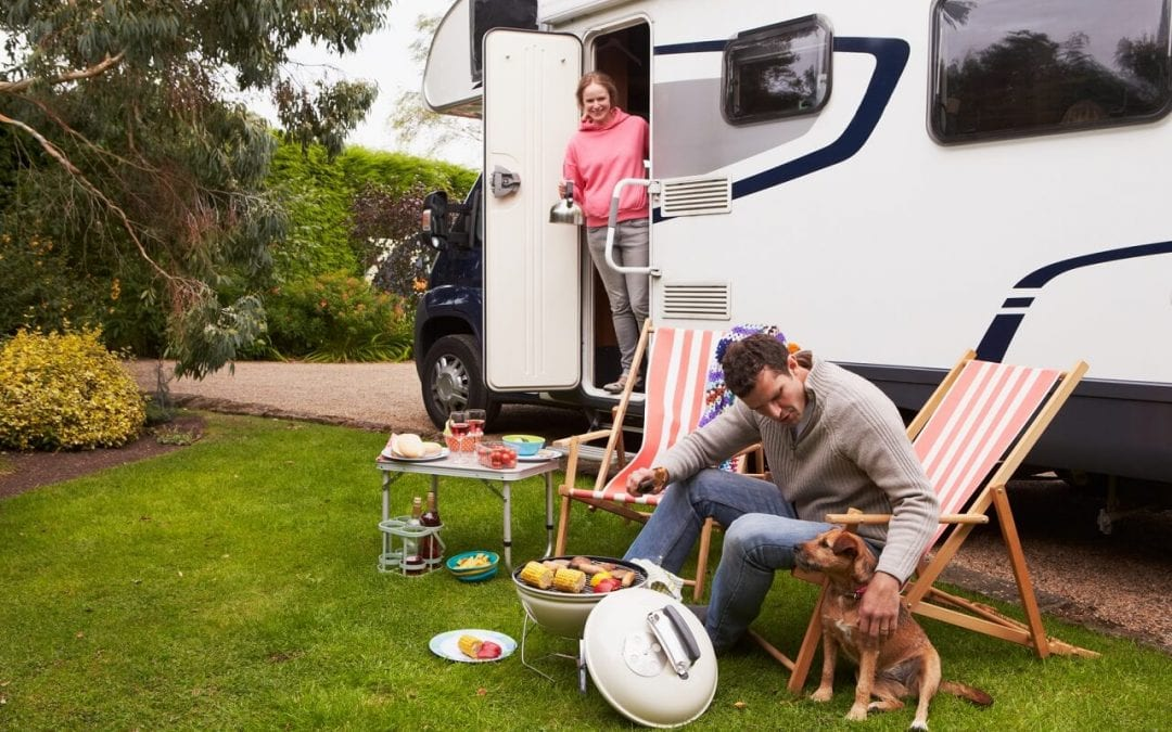 5 Tips for RVing With Your Dog