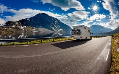 4 Best RV Trips for Fall on the West Coast